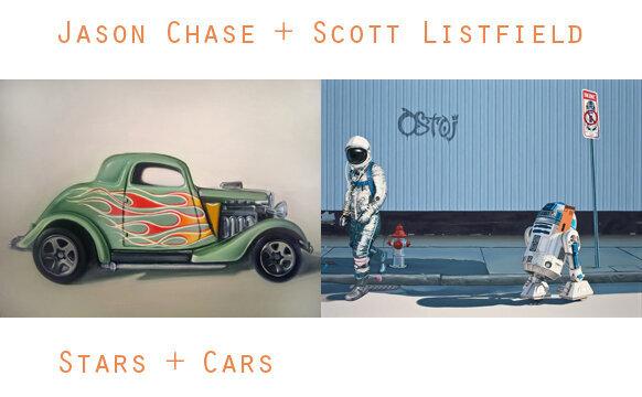Jason Chase  Scott Listfield poster