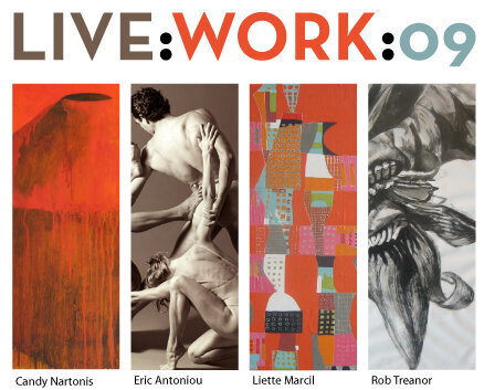 live work 2009 flyer