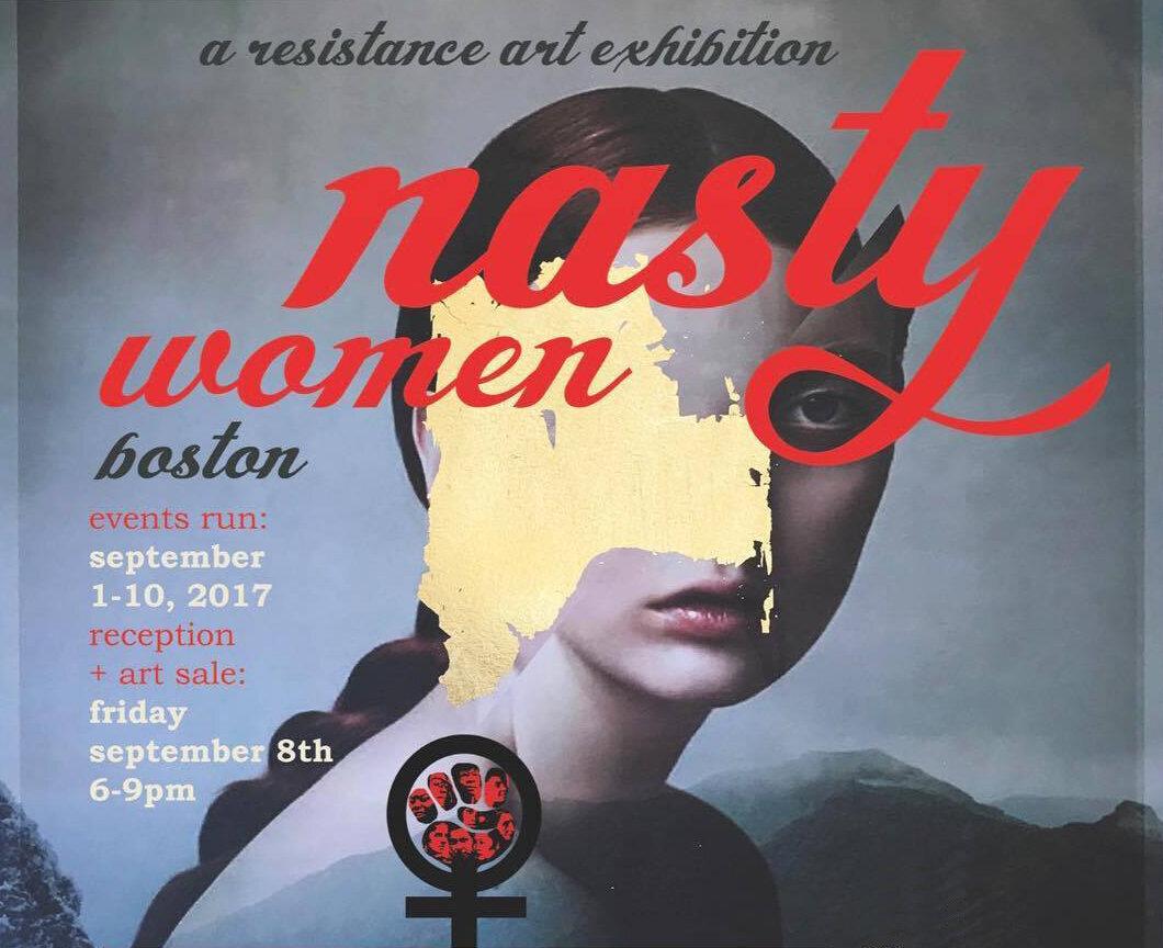 poster for nasty women